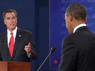 Watch: Romney Relishes in His 'Spirited' Debate Performance