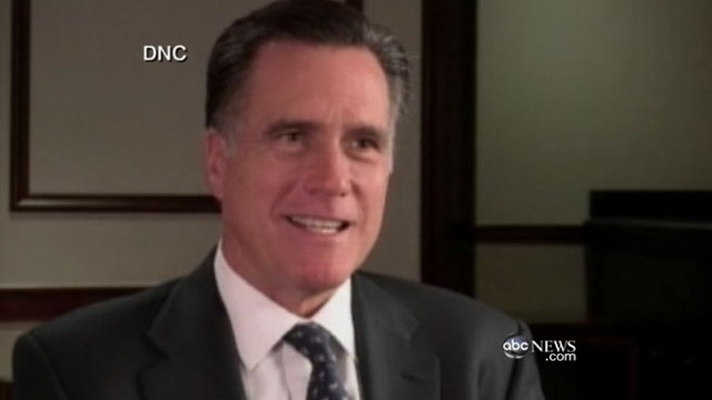 "VIDEO: GOP contender Mitt Romney describes opponent Newt Gingrich as ""zany."""