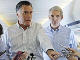 Watch: How Romney Team Is Preparing for First Debate