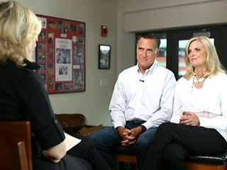 Watch: Portrait of a Candidate: Mitt Romney Interview