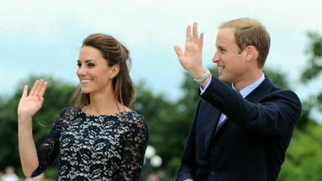 VIDEO: Duke and Duchess of Cambridge launch North American tour in Canada.