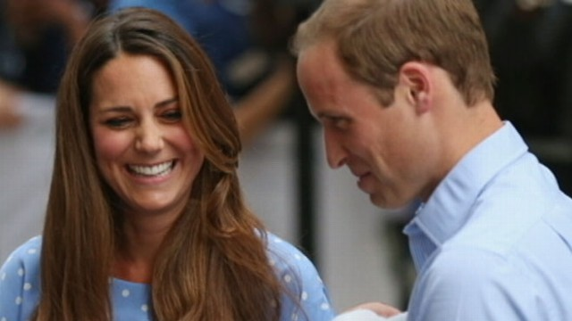 VIDEO: Prince William, Kate Middleton Back to Work