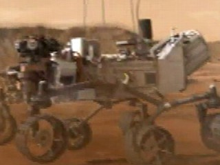Watch: Mars Rover: Seven Minutes of Terror
