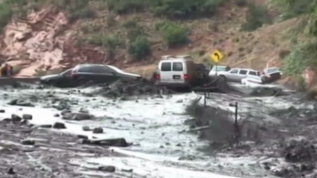VIDEO: Rain storms, floods and dangerous mudslides: What you need to know to stay safe.