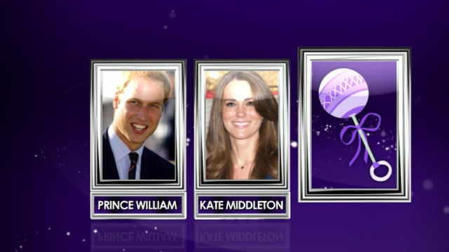 VIDEO: Will and Kates new son will be third in line to the British throne.