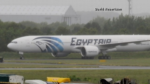 Video: Egypt Air Threat Creates Panic