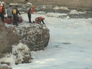 Watch: Boy, 6, Saved From Raging South Dakota River