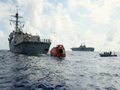 VIDEO: Somali pirates continue to hijack ships.
