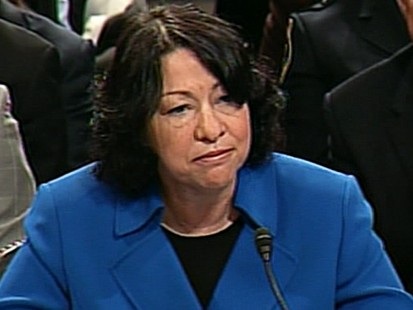 VIDEO: Sotomayor confirmed as Supreme Court Justice