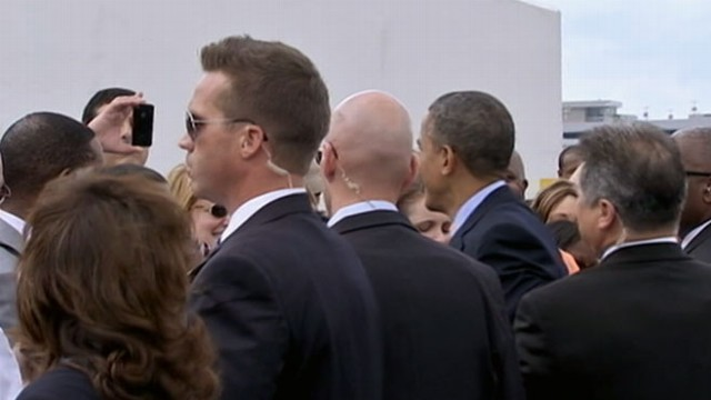 VIDEO: Obamas security detail recalled after allegations of neglecting their duty.