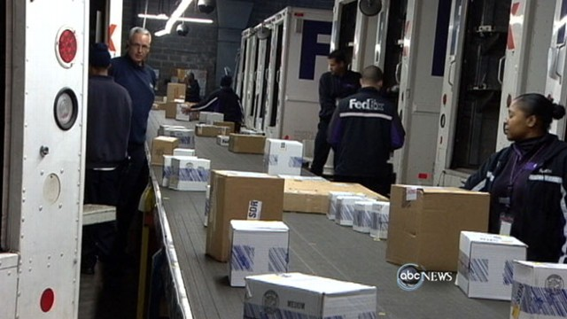 VIDEO: Strong holiday shopping season could bode well for economic recovery.