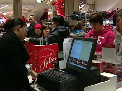 VIDEO: Black Friday Shopping Spree Doesnt Disappoint