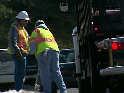 VIDEO: Construction projects bring in workers