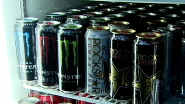 VIDEO: Lisa Stark looks at the effects of large amounts of caffeine on the human body.