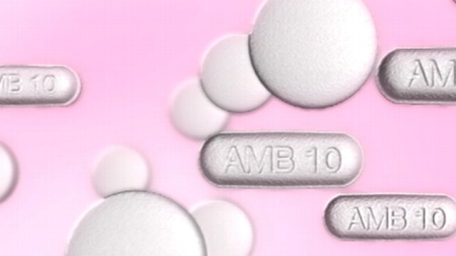 VIDEO: Huge jump in emergency visits linked to sleeping prescriptions like Ambien.