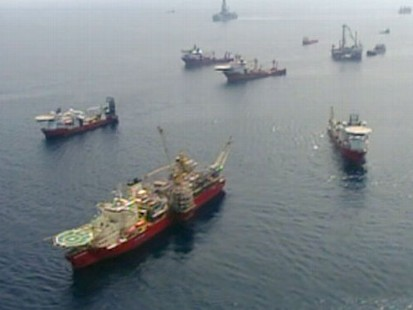 VIDEO: BP gets ready for operation static kill, but will it bring the crisis to an end?