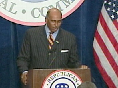 VIDEO: What did RNC Chairman Michael Steele say to spark calls for his resignation?