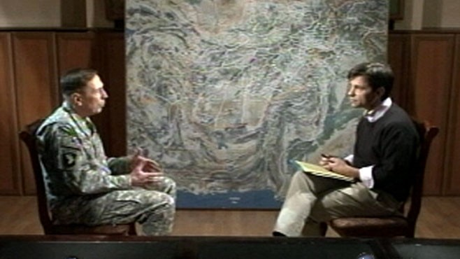 VIDEO: Gen. Petraeus speaks candidly on Afghanistan with George Stephanopoulos.