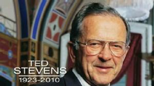 VIDEO: Ted Stevens Dies in Alaskan Plane Crash