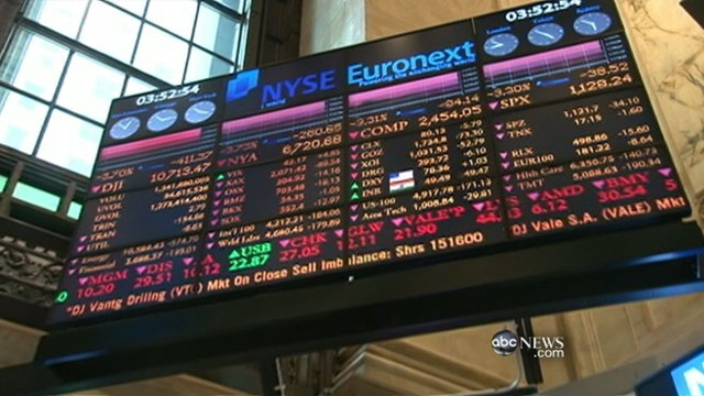 VIDEO: Some good economic news can be found amid days s