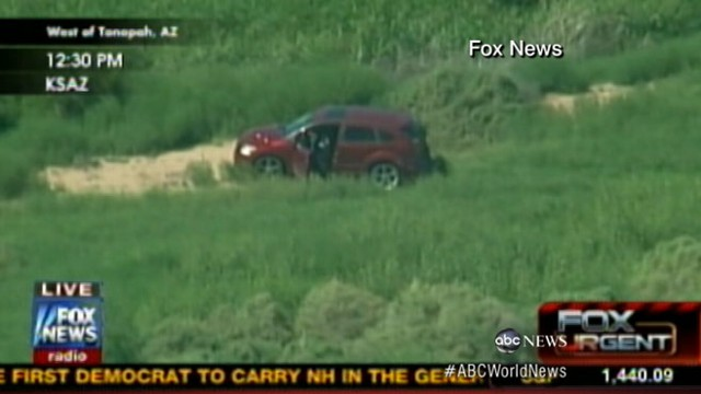Video: Fox News Broadcasts Police Chase Suspects Suicide