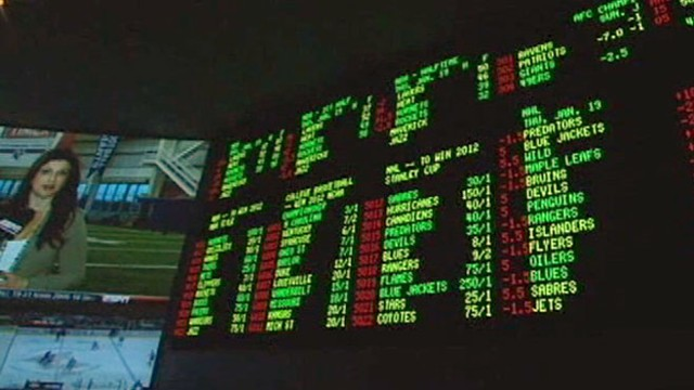 las vegas sports betting online super bowl giants
