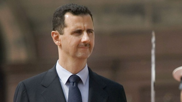 VIDEO: Syrian president who once inspired hope now responsible for peoples slaughter.