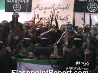 Watch: Syria Violence: Al Qaeda Joining Rebels?