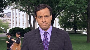 Jake Tapper reports that Louis Caldera resigned after the Air Force One debacle.