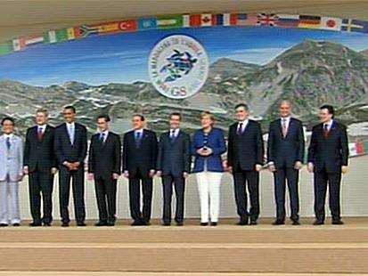 VIDEO: Tapper on G-8s Lack of Progress