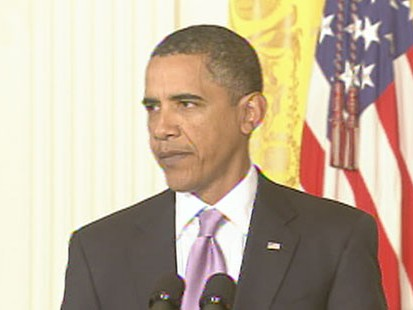 VIDEO: After a disappointing jobs report, President Obama says green jobs will help.