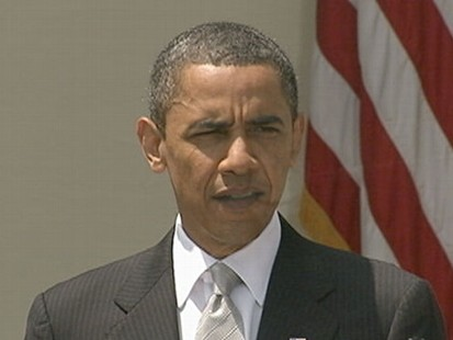 VIDEO: Twenty-five days after the spill began, the president says hes fed up.