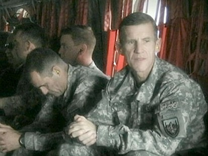 VIDEO: General is summoned to the White House after controversial magazine interview.