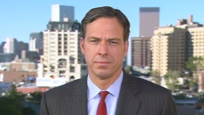 VIDEO: Jake Tapper looks at questions on the campaign trail in Colorado.