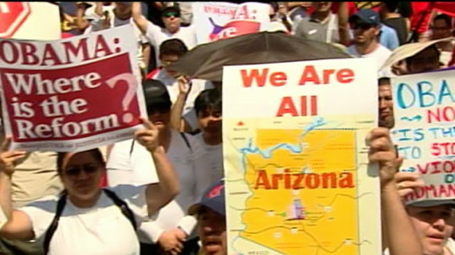 VIDEO: A Look at Immigration Reform
