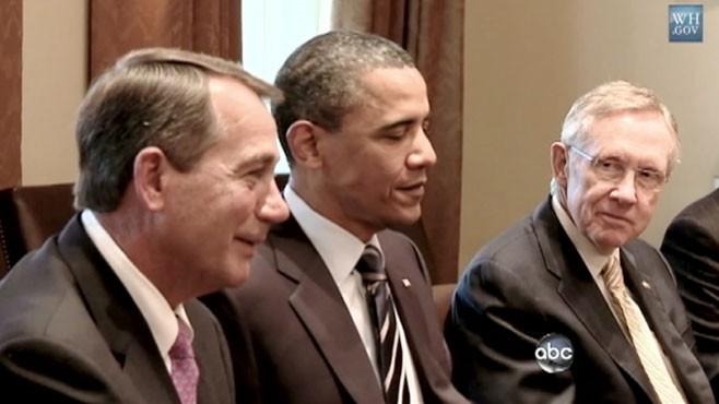 VIDEO: The president ripped some Republican leaders in a not-so-private conversation.