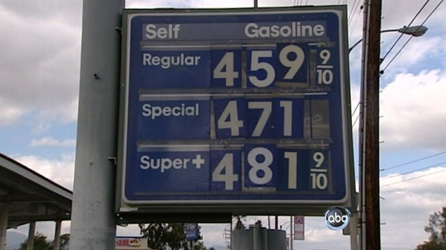 VIDEO: President says his administration is not to blame for rising fuel costs.