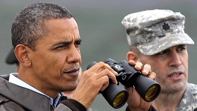 Obama in Korea