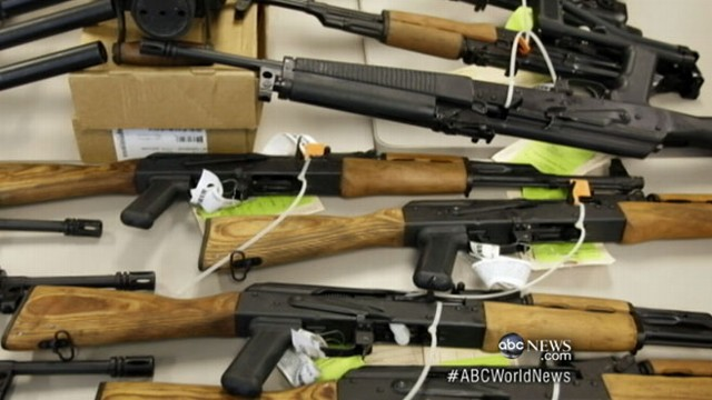 VIDEO: Attorney general accused of blocking Congress after botched crackdown on illegal guns.