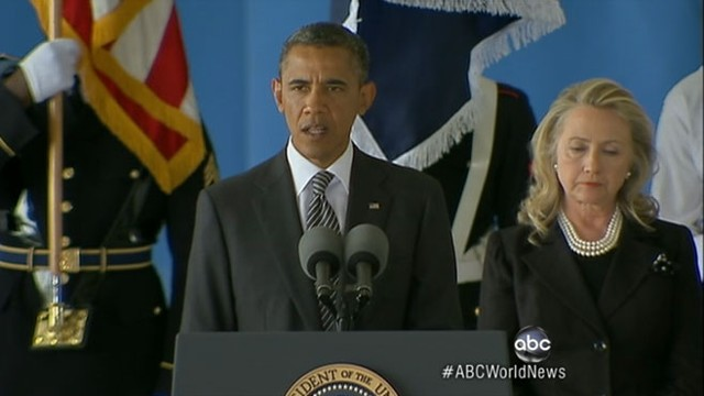 VIDEO: Obama administration faces tough questions on diplomats safety.