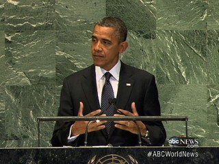 Watch: Obama Warns Iran on Nuclear Plans at UN