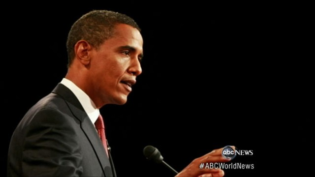 VIDEO: President heads into first debate with narrow lead over Mitt Romney.