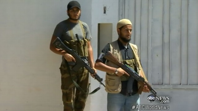 VIDEO: New details inside the attack on the U.S. embassy in Libya.