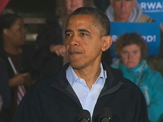 Watch: President Obama Talks Bipartisan in Ohio