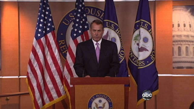 VIDEO: Congress will extend tax break for Americans; economy still recovering.