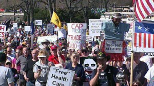 VIDEO: N.A.A.C.P. Claims Tea Party is Racist