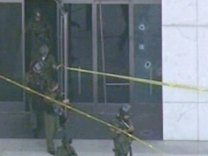 VIDEO: Deadly Vegas Shooting: Lone gunman opens fire in federal courthouse.