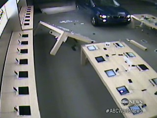 Watch: iPhone Thefts Caught on Tape