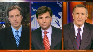 VIDEO: George Stephanopoulos, Jake Tapper weigh-in on presidents Nobel speech.