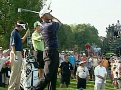 VIDEO: Golf Superstar Tiger Woods in Car Accident